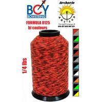 Bcy bobine 8125 bi couleurs 1/4 lbs