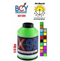 Bcy bobine x99 1/4 lbs
