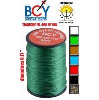 Bcy bobine tranche fil 400 nylon
