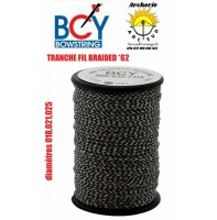 Bcy bobine tranche fil braided *62