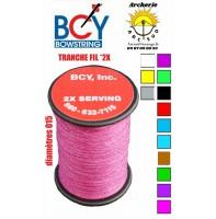 Bcy bobine tranche fil *2X