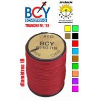 Bcy bobine tranche fil *2S