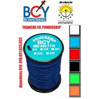Bcy bobine tranche fil powergrip