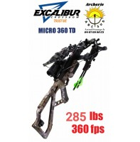 Excalibur arbalète micro 360 td