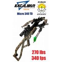Excalibur arbalète micro 340 td