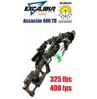 Excalibur arbalète assassin 400 td