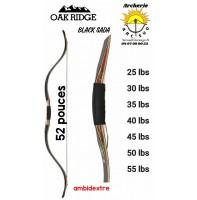 Oak ridge horse bow Black sada