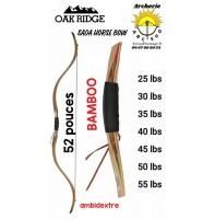 Oak ridge horse bow sada bamboo