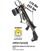 Skorpion arbalète xbr 300 camo 55m466