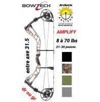 Bowtech arc à poulie amplify 2021