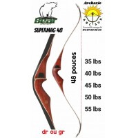 Bear arc chasse supermag 48