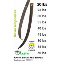 Ragim branches arc chasse td impala 555999