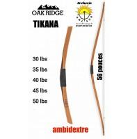 Oak ridge longbow tikana