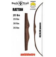 Buck trail longbow rattan