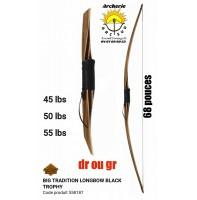 Big tradition longbow black Trophy 558187