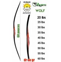 Ragim longbow wolf