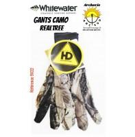 Whitewater gants camo Realtree ref 9v22