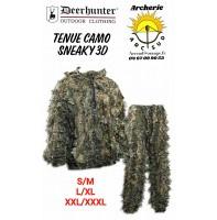 Deerhunter tenue camo sneaky 3D