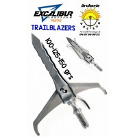 Excalibur lame traiblazers (pack de 3)