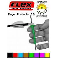 flex archery finger...