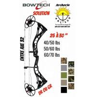 Bowtech arc à poulie solution 2021