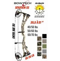 Bowtech arc à poulie solution ss 2021