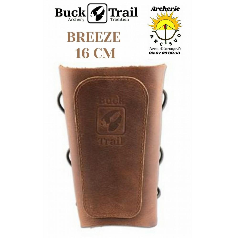 Buck trail protège bras cuir breeze