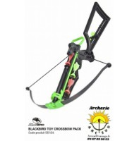 Blackbird toy crossbow pack 55l136