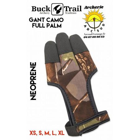 Buck trail gant camo full palm néoprene