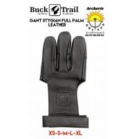 Buck trail gant stygian full palm leather
