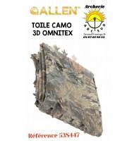 Allen toile camo 3d omnitex 53s447