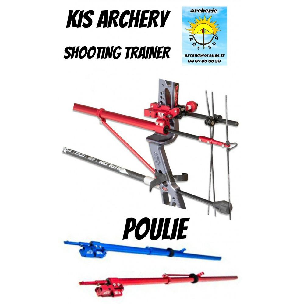 Kis archery shooting trainer poulie