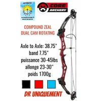 Core archery arc à poulie zeal