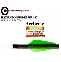 Flex fletch plumes FFP 187