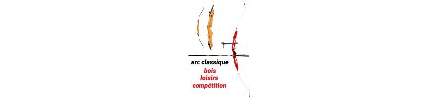 cordes arc classique
