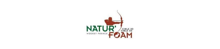 natur foam bête 3D