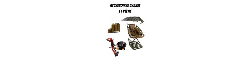 accessoires chasse et pêche