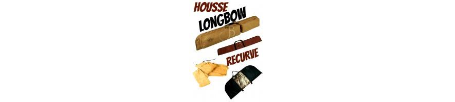 housse longbow et recurve