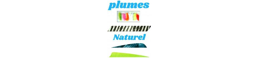 plumes naturel